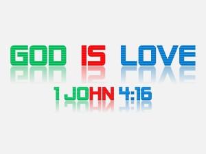 GOD IS LOVE 3
